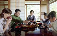 日本料理的用餐情调