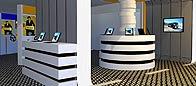 2010北京车展展台网友免费上网区域