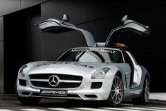 奔驰SLS AMG将亮相车展