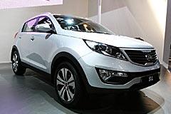 东风悦达起亚携新车SL闪耀登陆北京车展