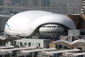 世博会中国航空馆探密