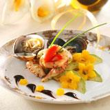 杂锦海鲜伴牛油果沙律,Zeffirino Ristorante,香港意大利餐厅