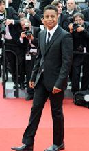 第63届戛纳电影节开幕式红毯
