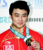 王皓,2010世乒赛