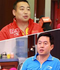 刘国梁,施之皓,世乒赛
