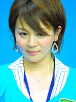 日本女主播