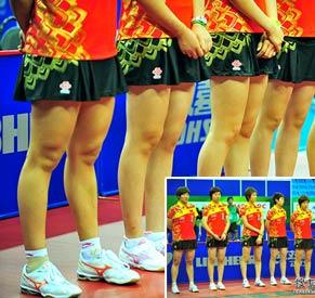 中国乒乓球女队,2010世乒赛团体赛