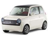 本田EV-N纯电动汽车