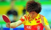 李晓霞,世乒赛,2010世乒赛团体赛