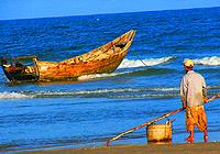 涠洲岛:原始海岸风光