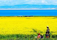 青海湖:超越每个人的想象
