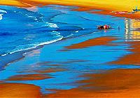 海陵岛:未经雕琢的翡翠
