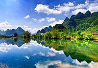 漓江:梦幻黄金水道