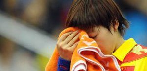 刘诗雯,2010世乒赛
