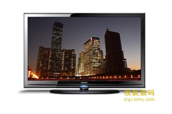 康佳lc40ts86n液晶电视测试报告