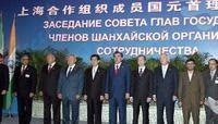 胡锦涛出席上合组织会议
