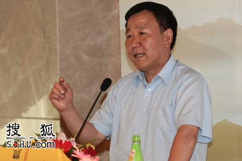 汇源集团董事长 朱新礼