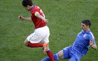 南非世界杯,希腊VS韩国