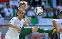 南非世界杯,阿尔及利亚VS斯洛文尼亚