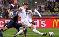 南非世界杯,英格兰VS美国