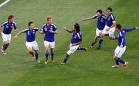 南非世界杯,本田圭佑