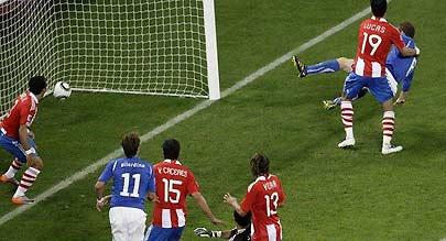 德罗西进球全角度回放