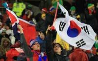 南非世界杯,巴西VS朝鲜