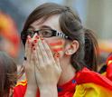 西班牙不能接受输球