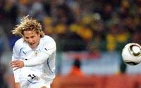 弗兰,南非世界杯,南非VS乌拉圭