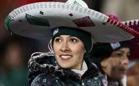 南非世界杯,法国VS墨西哥