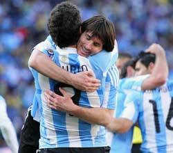 南非世界杯,阿根廷VS韩国,