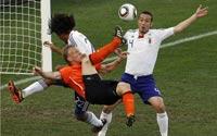 南非世界杯,荷兰VS日本