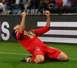 南非世界杯,阿尔梅达