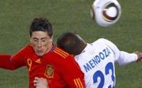 南非世界杯,西班牙VS洪都拉斯