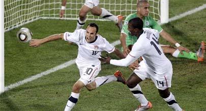 多诺万补时绝杀 美国1-0压英格兰获第1