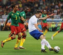 南非世界杯,范佩西