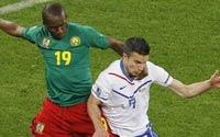 南非世界杯,喀麦隆VS荷兰