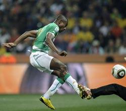 南非世界杯,卡卢