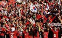 南非世界杯,乌拉圭VS韩国