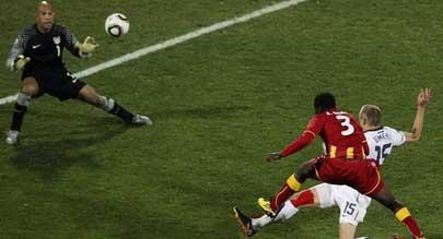 加纳加时赛胜美国