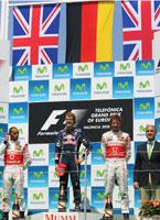 F1欧洲大奖赛
