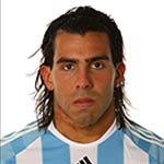 南非世界杯,阿根廷V墨西哥,特维斯