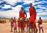 肯尼亚:来自心灵的的共振
