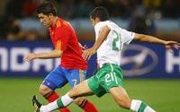 南非世界杯,西班牙VS葡萄牙