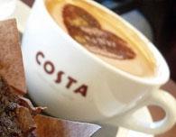 雅致Cafe里的咖啡体验