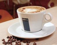 咖啡豆由意大利进口,绝对正宗