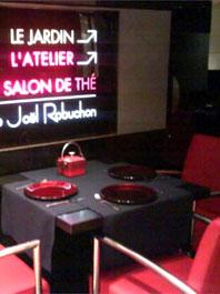 Le Salon De Thé de Joel Robuchon