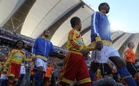 南非世界杯,荷兰VS巴西