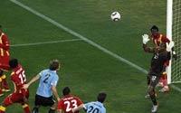 南非世界杯,乌拉圭VS加纳