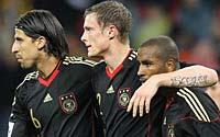 青春颂歌,德国队谢幕世界杯